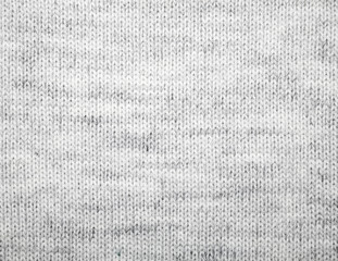 Knitted fabric cloth sample