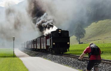 Zillertaler Dampfeisenbahn