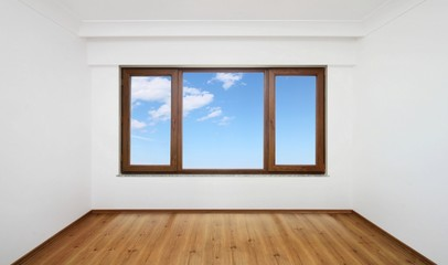 Floor and Window Background