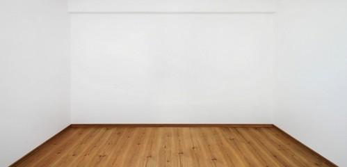 Empty Floor and Wall