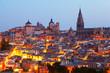 View of old Toledo
