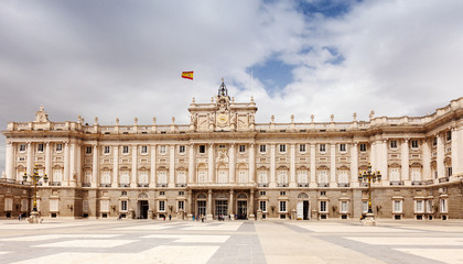 Royal Palace. Madrid