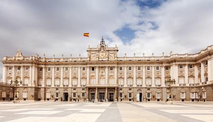 Royal Palace. Madrid