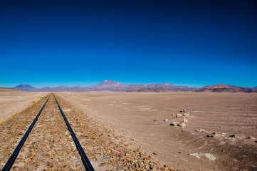 paesaggio Boliviano