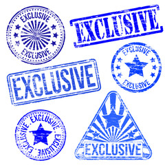 Exclusive Stamps