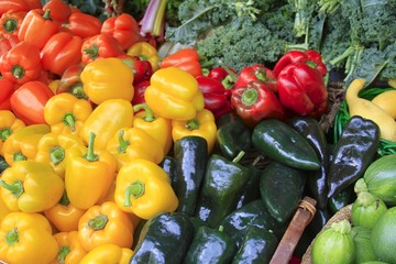 farmers Market - Fairchild Gardens - Vegetable