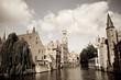 Постер, плакат: Scenics Bruges Belgium
