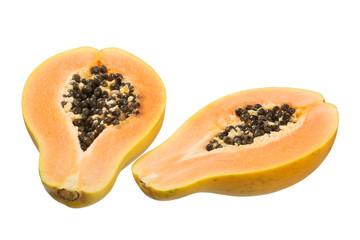 Papaya, Carica papaya