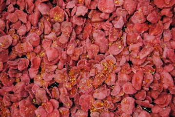 rose confite
