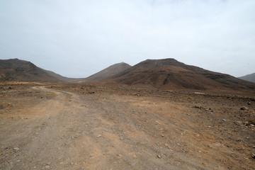 Le massif de Jandía à Fuerteventura