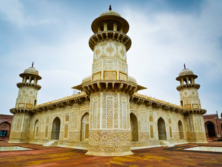 Baby Taj corner view