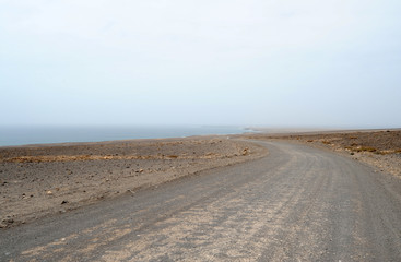 La Punta de Jandía à Fuerteventura