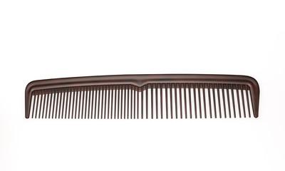 Comb top view.