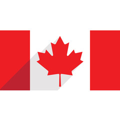 Canada flag (approved colors and proportions)