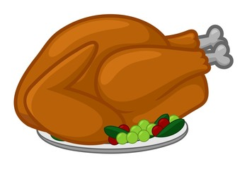 Thanksgiving Roast Turkey