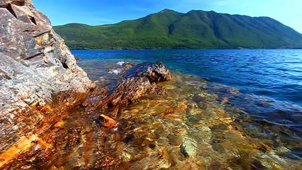 Rocky Point Glacier National Park