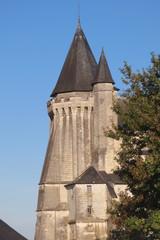 Maine-et-Loire - Saumur - Tour Nord du Château