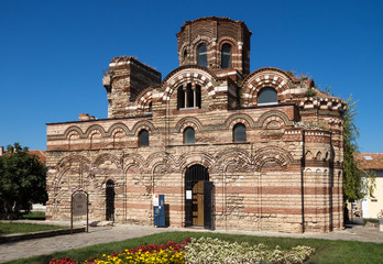 Christos Pantokrator Kirche in Nessebar
