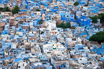 Roofs of Jodhpur