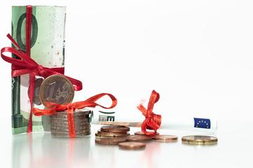 Geld als Geschenk / Geldgeschenke zu Weihnachten