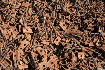 Metallschrott Recycling