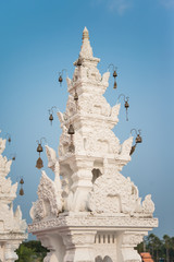 Bell stupa at Royal Pavilion