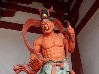 四天王寺の仁王像