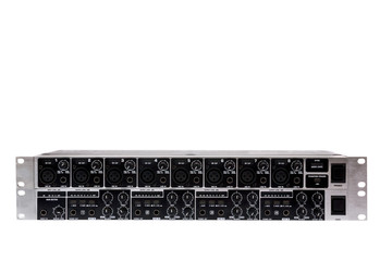 Double ULTRAZONE 8 Channel 3 Bus Mic Line Zone Mixer