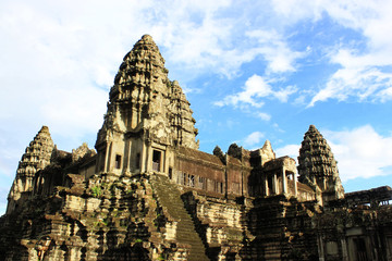 Angkor Wat  Wonders of the World