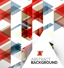 Business Abstract Geometric Template