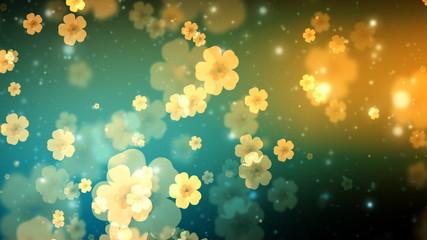 шоу  цветов