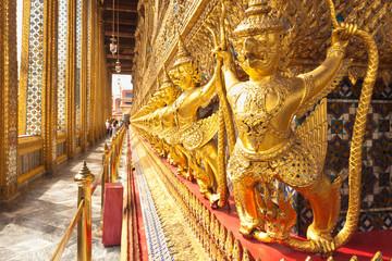 divinités protectrices du palais impérial, Bangkok