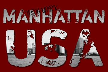 Manhattan - New York - USA