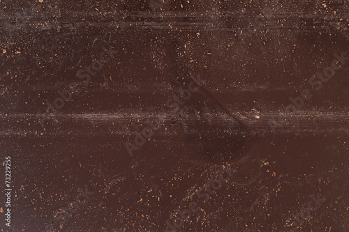 texture of back of chocolate bar - 73229255