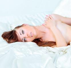 Model Bliss Sensuality