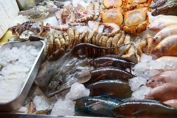 Морепродукты. Тайланд