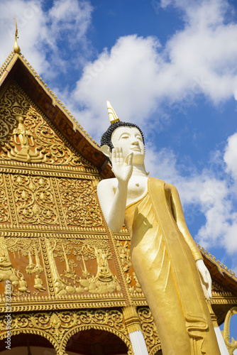 canvas print picture Pha That Luang