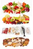 Fototapety Gesunde Ernährung