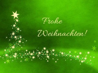 Frohe Weihnachten - Bild auch ohne Text erhältlich
