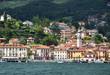 Menaggio town at famous Italian lake Como