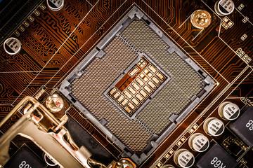 Modern motherboard