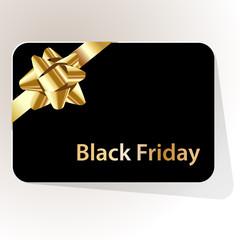 Black Friday schwarz