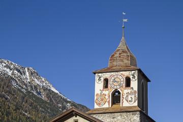 La Tuor in Bergüns