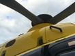 canvas print picture - Hubschrauber