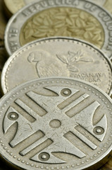 Peso colombiano Colombian kolumbijskie kolumbianischer