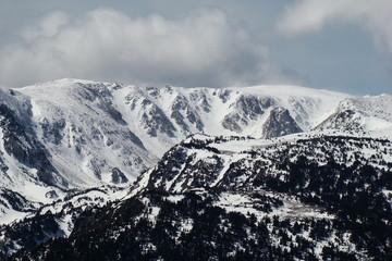 Massif de Madres,Aude,Pyrénées
