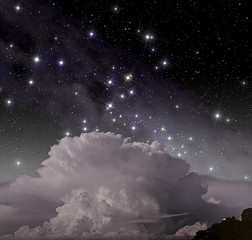 Constellation of Southern Cross