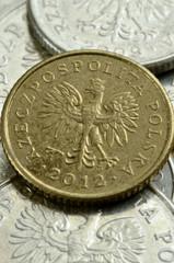 Polski złoty Polish Puolan Poolse Польский злотый 波兰兹罗提