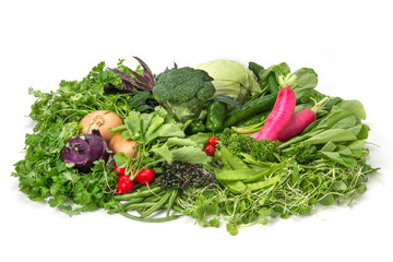 野菜盛合せ