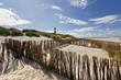 Leinwanddruck Bild - Strand am Ellenbogen auf Sylt